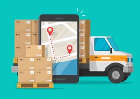 Delivery and logistics businesses uses voice otp